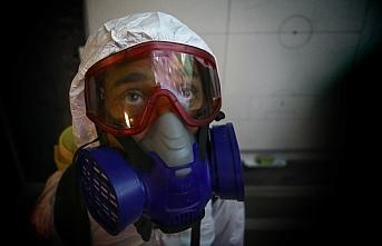 Orta Amerika ülkesi Guatemala'da koronavirüsten ilk ölüm