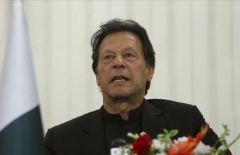 Pakistan Başbakanı Han, ülkesinin Türkiye'ye desteğini yineledi