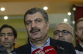 Sağlık Bakanı Koca saat 19:00 'da açıklama yapacak
