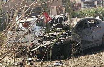 Sudan Başbakanı Abdullah Hamduk'un konvoyuna saldırı