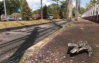 Tayland'da koronavirüs bilgilendirilmesi yapılan bir kamu binası bombalandı: En az 20 yaralı