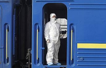 Ukrayna, Rusya'daki vatandaşları için özel tren seferi düzenledi