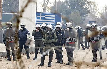 Yunanistan'da yüksek alarm.. FRONTEX sınıra geliyor