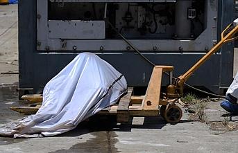 ABD'de 2 kamyonette  çürümeye yüz tutmuş 100 cenaze bulundu