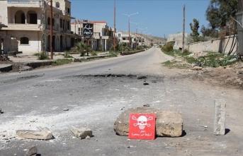 Almanya'dan, Esed rejiminin Hama'da kimyasal silah kullandığını belirten KSYÖ raporuna destek