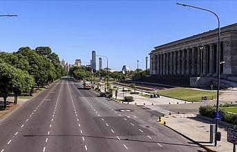 Arjantin'de karantina 10 Mayıs'a kadar uzatıldı