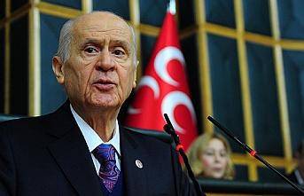Bahçeli'den Soylu açıklaması: MHP, istifanın kabul edilmemesinden memnun