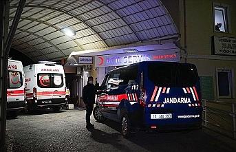 Balıkesir'de jandarmaya ateş açıldı: 2 asker yaralı