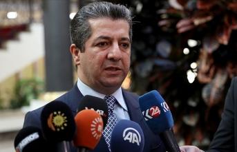 Barzani'den 'Bağdat aylık 900 milyon dolarlık bütçe anlaşmasına bağlı kalmadı' açıklaması