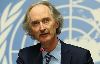 BM Suriye Özel Temsilcisi Pedersen: Suriye'de salgın sırasında çatışma yaşanırsa bedeli çok daha büyük olur