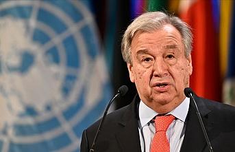 BM Genel Sekreteri Antonio Guterres'ten Ramazan ayı mesajı