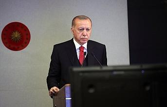 Cumhurbaşkanı Erdoğan: Türkiye gücünü gösterdi