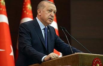 Cumhurbaşkanı Erdoğan ve Moldova Cumhurbaşkanı Igor Dodon ile görüştü