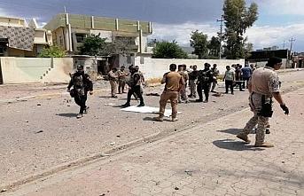 DEAŞ'tan, Kerkük İstihbarat Dairesi'ne saldırı