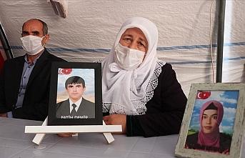 Diyarbakır annelerinden Kulp'taki terör saldırısına tepki