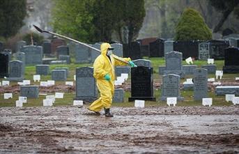 Dünya genelinde Kovid-19 sebebiyle hayatını kaybedenlerin sayısı 200 bini geçti