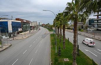 Erbil'de 11 mahalle karantinaya alındı