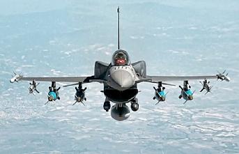 F-16'lar Aselsan'ın dost-düşman tanıma sistemi ile görecek