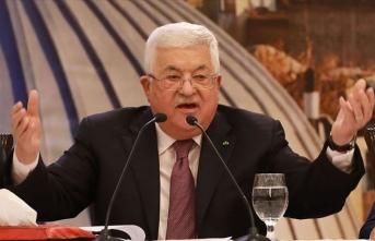 Filistin Devlet Başkanı Abbas: Tutuklular serbest bırakılıncaya kadar İsrail'le bir anlaşma olmayacak