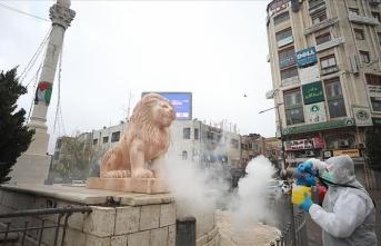 Filistin'de koronavirüs kısıtlamalarına gevşetme kararı