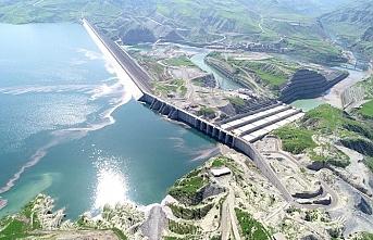 GAP Ilısu Barajı'nda enerji üretimine başlanıyor