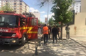 Gaziantep'te Anatolian Otelindeki yangın sönmüyor!