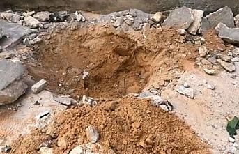 Hafter milisleri Msallata kentine 65'i aşkın roket fırlattı