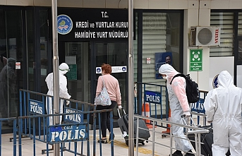 Katar'dan gelen Türkler Kırıkkale'ye gönderildi