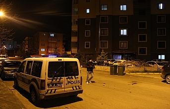 Kayseri'de iki bina Kovid-19 nedeniyle karantinaya alındı