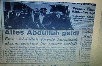 Kral 2. Abdullah'ın Anıtkabir'de akan gözyaşları - Osman Şahin