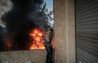Libya'da hükümet güçlerinden Hafter milislerine yakıt ikmaline hava harekatı