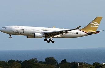 Libya uçağının İstanbul'a inişine izin verilmedi