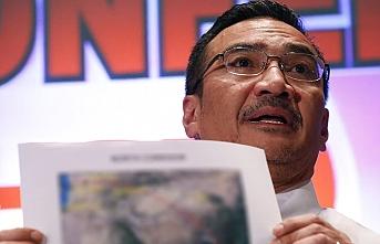 Malezya'dan Çin'e tepki