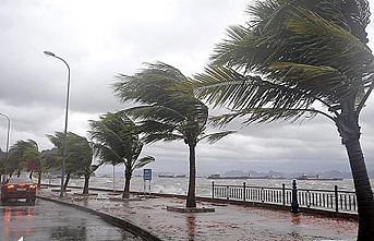 Meteoroloji'den fırtına uyarısı
