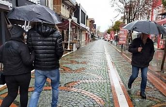 Meteoroloji uyardı: Sağanak yağışa, kuvvetli rüzgara dikkat
