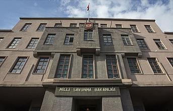 MSB duyurdu: Saldırı hazırlığındaki 14 terörist öldürüldü