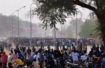 Nijer'de Kovid-19 karşıtı protestolarda 108 kişi gözaltına alındı
