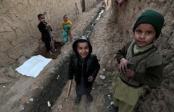 Pakistan'daki Afgan mülteciler, dünyadan yardım bekliyor