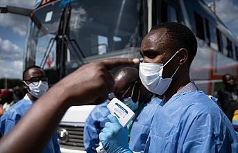 Ruanda, koronavirüse karşı Ebola tecrübesini kullanıyor