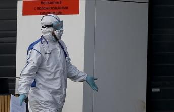 Rusya'da sağlık personelindeki Kovid-19 vakalarının gizlendiği iddia edildi