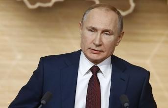 Rusya Devlet Başkanı Putin: Ülkenin ekonomisi zor durumda