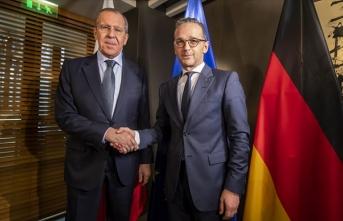 Rusya Dışişleri Bakanı Lavrov, Alman mevkidaşıyla 'Ukrayna' krizini görüştü