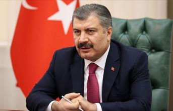 Sağlık Bakanı Koca: Türkiye ölçeğinde yoğun bakım toplam hasta sayımız ilk kez azaldı