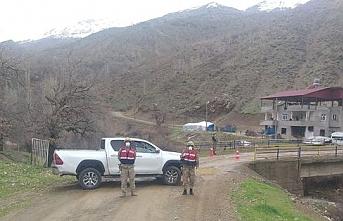 Siirt'te 2 köy ve 3 mezra daha koronavirüs nedeniyle karantinaya alındı