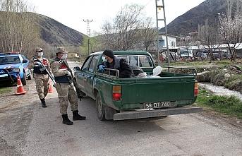 Sivas'ta 10 köy karantinaya alındı