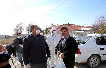 Sivas'ta 2 köy daha koronavirüs tedbirleri kapsamında karantinaya alındı