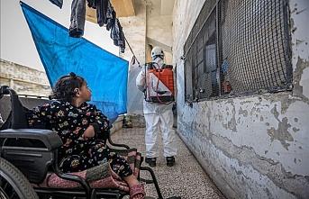 Suriye'de muhalefetin kontrolündeki bölgelerde koronavirüs