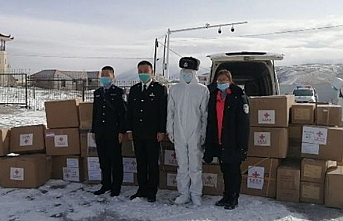 Tacikistan'da ilk koronavirüs vakası tespit edildi