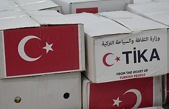 TİKA'dan Kerkük'teki Türkmen ailelerine yardım kampanyası