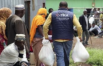 TİKA hız kesmedi, Arakan, Etiyopya, Gazze'ye virüsle mücadele için yardım malzemesi